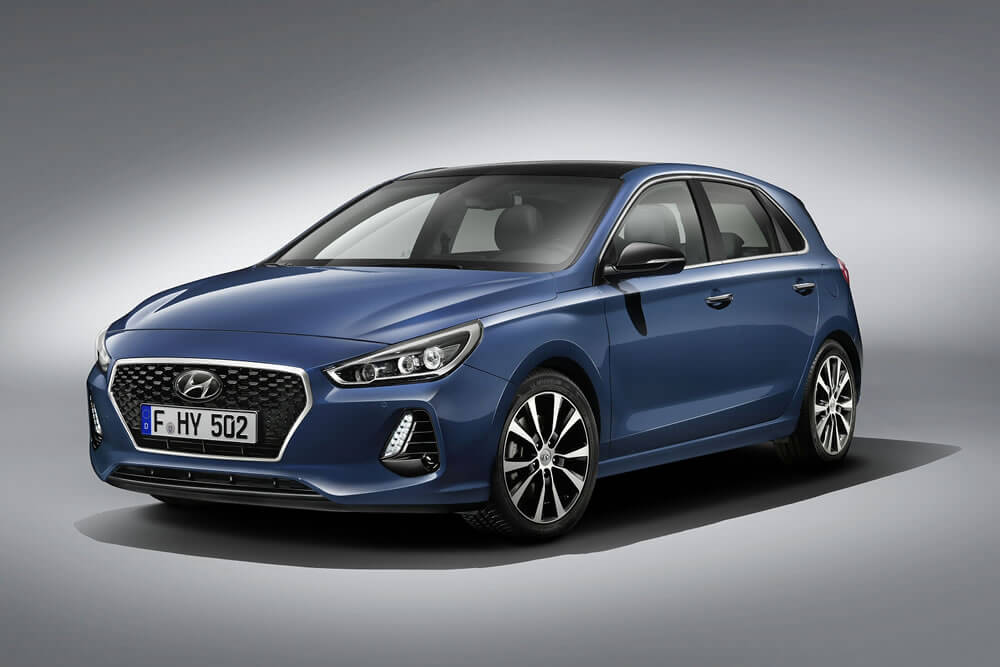 Exchange and Mart's choice of new cars for January 2017 includes the much improved 3rd generation Hyundai 130