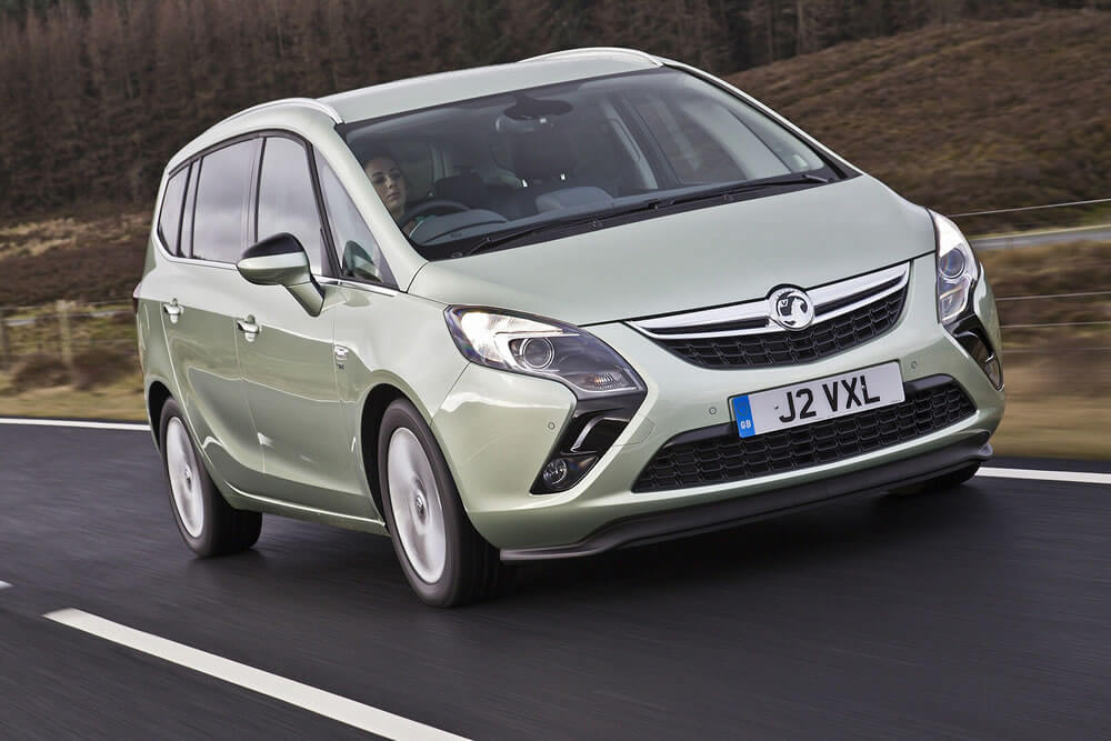 Exchange and Mart's used car choice for January 2017 includes the large and sophisticated Vauxhall Zafira Tourer