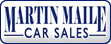 Logo of Martin Maile Car Sales Ltd