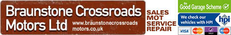 Braunstone Crossroads Motors Ltd