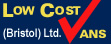 Logo of Low Cost Vans Bristol