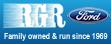 Logo of R G R Garages (Cranfield) Limited