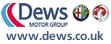 Logo of Dews Brighouse Alfa/Vauxhall
