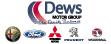 Logo of Dews Mitsubishi/Peugeot