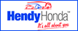 Logo of Hendy Honda Portsmouth
