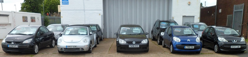 Burrfields Car Sales of Portsmouth