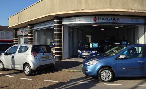 Harlequin Motor Company of Morden, Surrey
