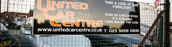 United Car Centre, Portsmouth, Hampshire