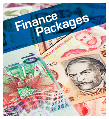 Little Car Company Finance packages