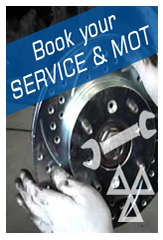 Book your Service & MOT with Little Car Company of Poole