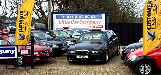 Little Car Company Poole