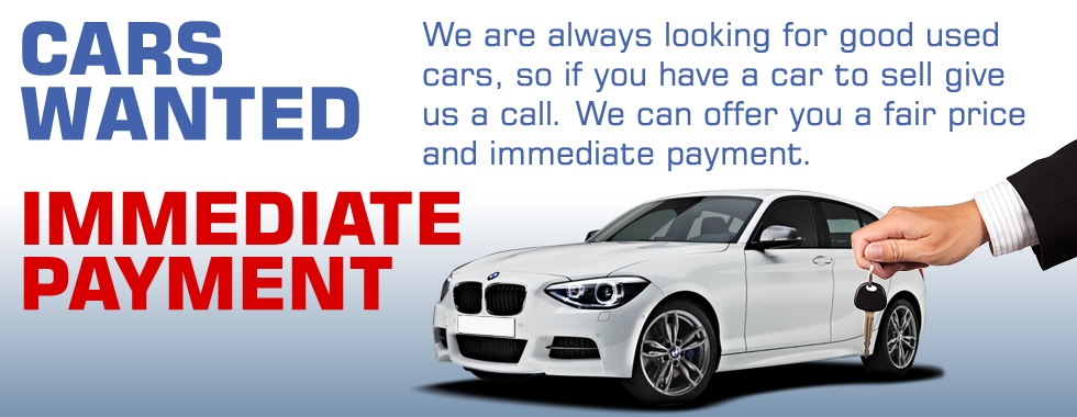 Little Car Company Poole. Cars wanted for cash. We are always looking for good used cars, so if you have a car to sell give us a call. We can offer you a fair price and payment in cash.