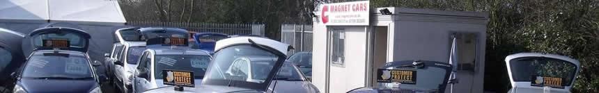 Magnet Cars, Peterborough, Cambridgeshire