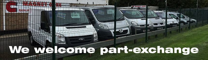 Magnet Cars, Peterborough, Cambridgeshire. We welcome part exchange.