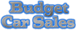 Logo of Budget Car Sales