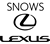 Logo of Snows Lexus Plymouth