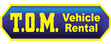 Logo of T.O.M Vehicle Rental