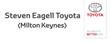 Logo of Steven Eagell Toyota Milton Keynes