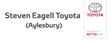Logo of Steven Eagell Toyota Aylesbury
