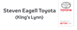 Logo of Steven Eagell Toyota King's Lynn