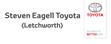 Logo of Steven Eagell Toyota Letchworth