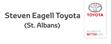 Logo of Steven Eagell Toyota St Albans