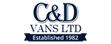 Logo of C & D Vans Ltd