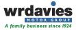 Logo of W R Davies Llangefni Ford