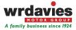 Logo of W R Davies Stafford Toyota