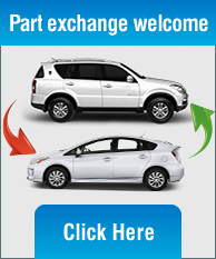 Part Exchange Welcome - Click Here