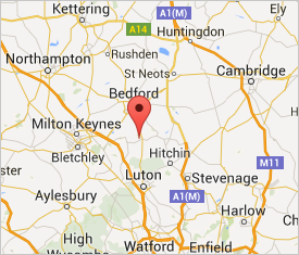 Find Woodside Garage of Maulden Bedfordshire on Google maps.