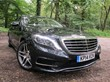 New Mercedes S300 review