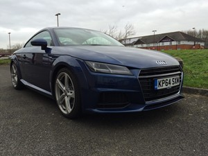 New Audi TT review