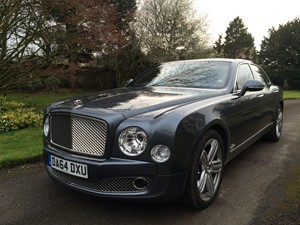 New Bentley Mulsanne review