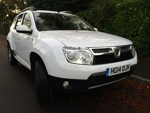New Dacia Duster review