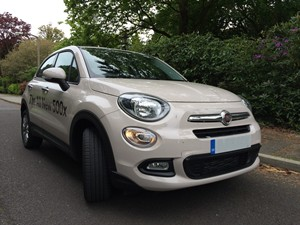 New Fiat 500X review