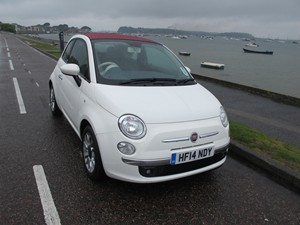 New Fiat 500c review