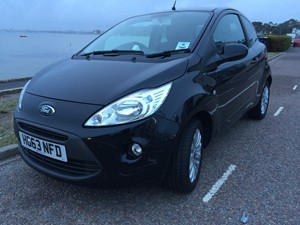 New Ford KA review