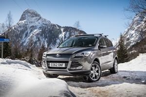 New Ford Kuga review