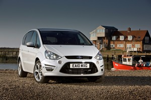 New Ford S-Max review