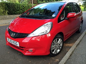 New Honda Jazz review