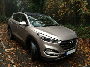 New Hyundai Tuscan review