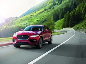 New Jaguar F-Pace review