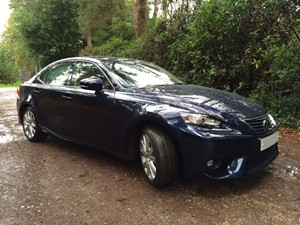 New Lexus  IS350 review