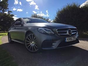 New Mercedes-Benz E-Class Saloon review