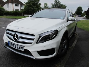 New Mercedes GLA review