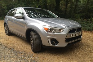 New Mitsubishi ASX review