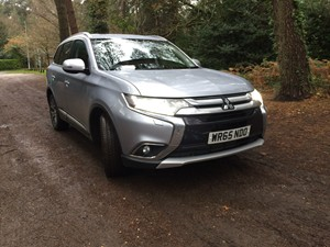 New Mitsubishi Outlander review