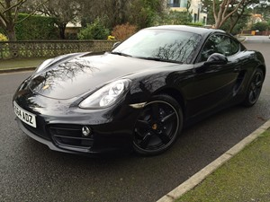 New Porsche Cayman review