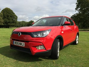 New Ssangyong  Tivoli review